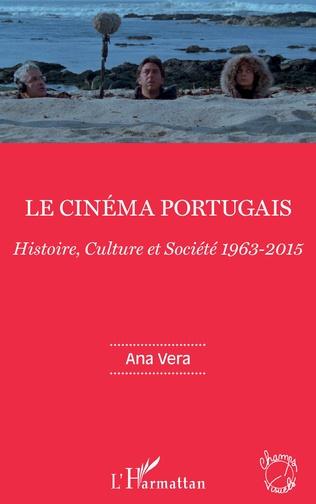 Couverture Le cinéma portugais