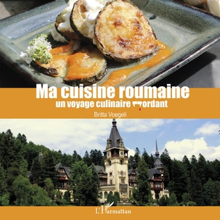 Couverture Ma cuisine roumaine
