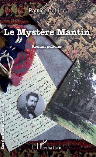 Couverture Le Mystère Mantin