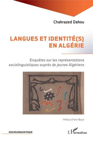Couverture Langues et identité(s) en Algérie