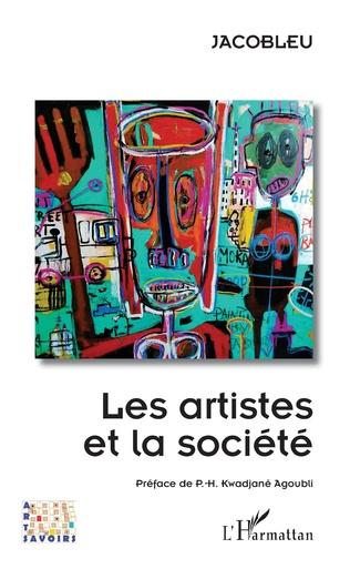 Couverture Les artistes et la société
