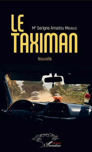Couverture Le taximan