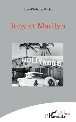 Couverture Tony et Marilyn