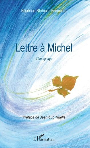 Couverture Lettre à Michel
