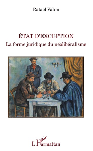 Couverture Etat d'exception