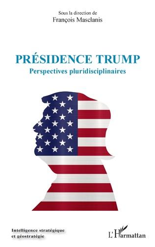 Couverture Présidence Trump