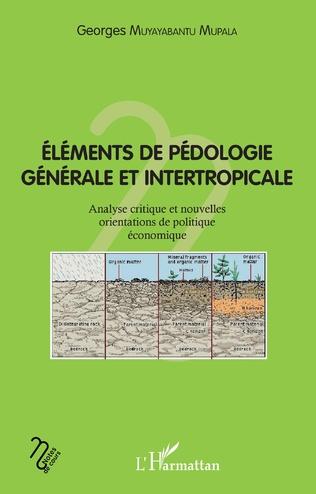 Couverture Eléments de pédologie générale et intertropicale