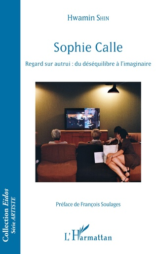 Couverture Sophie Calle