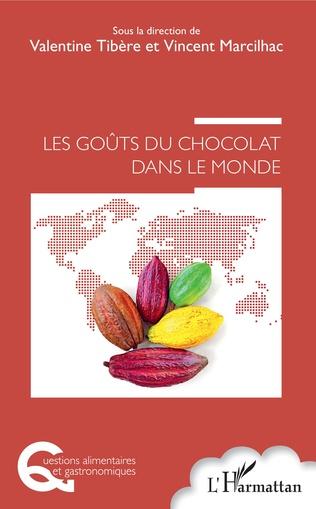 Couverture Les Goûts du chocolat dans le monde