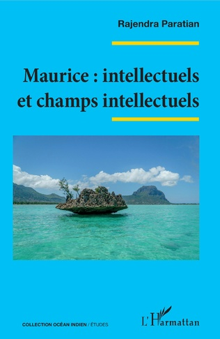 Couverture Maurice : intellectuels et champs intellectuels
