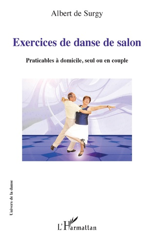 Couverture Exercices de danse de salon