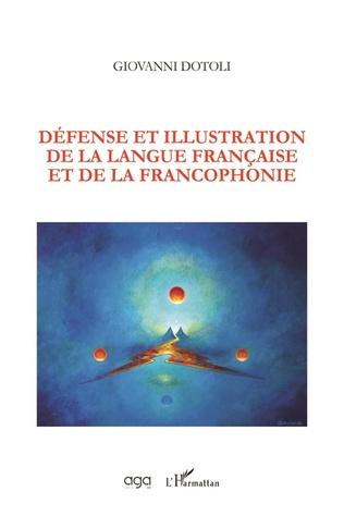 Couverture Défense et illustration de la langue française et de la francophonie