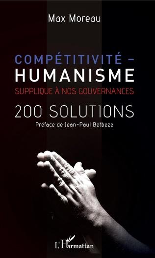 Couverture Compétitivité - humanisme