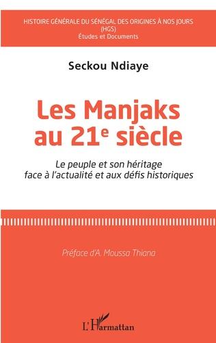 Couverture Les Manjaks au 21e siècle