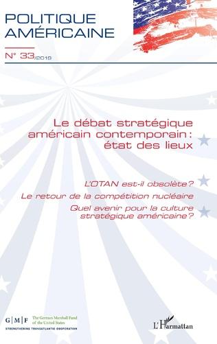 Couverture Le débat stratégique américain contemporain : état des lieux