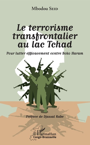 Couverture Le terrorisme transfrontalier au lac Tchad