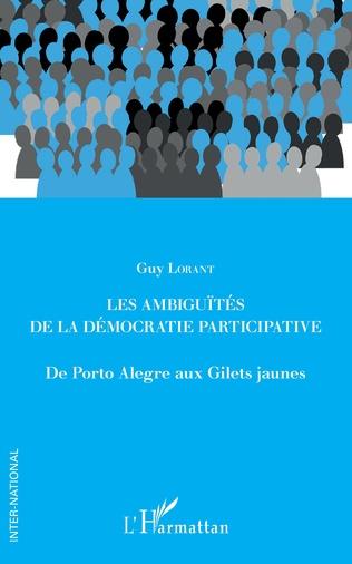 Couverture Les ambiguïtés de la démocratie participative