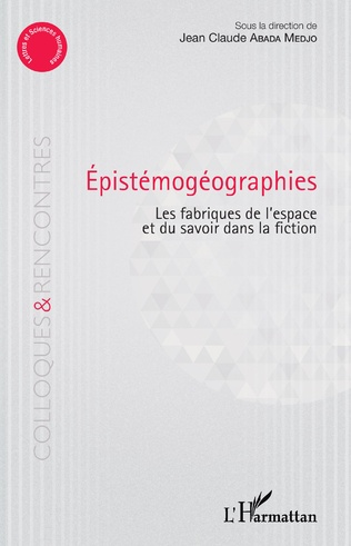 Couverture Epistémogéographies