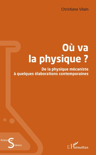 Couverture Où va la physique ?