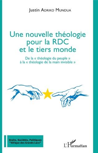 Couverture Une nouvelle théologie pour la RDC et le tiers monde