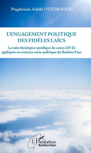 Couverture L'engagement politique des fidèles laïcs