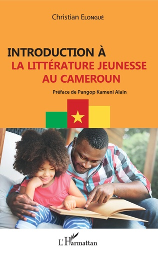 Couverture Introduction à la littérature jeunesse au Cameroun