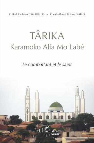 Couverture TÂRIKA Karamoko Alfa mo Labé