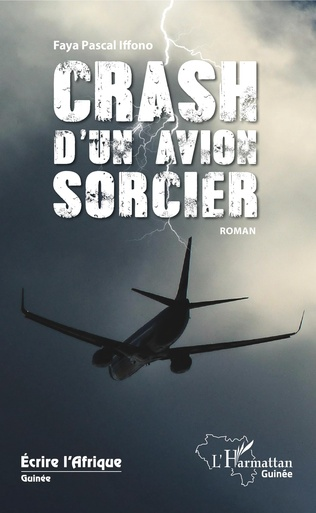 Couverture Crash d'un avion sorcier