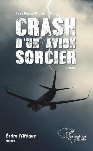 Couverture Crash d'un avion sorcier