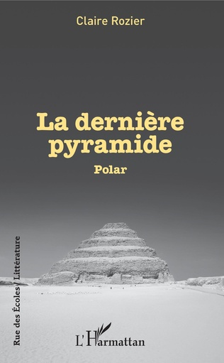 Couverture La dernière pyramide