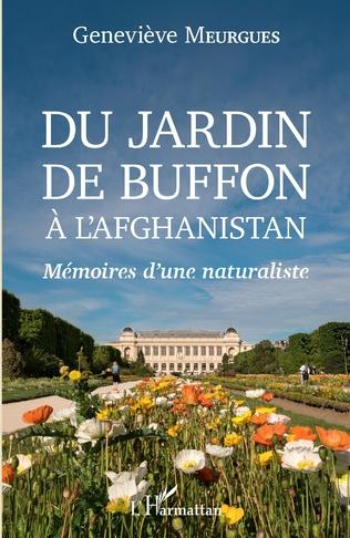Couverture Du jardin de Buffon à l'Afghanistan