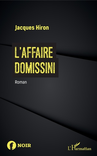 Couverture L'Affaire Domissini