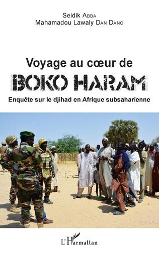 Couverture Voyage au coeur de Boko Haram