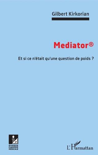 Couverture Mediator
