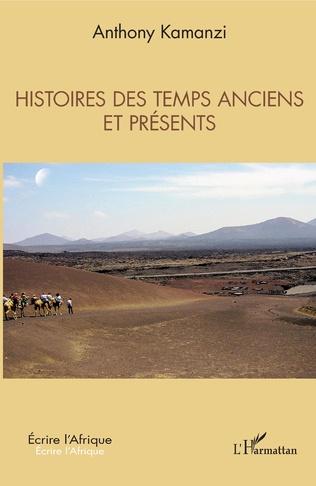 Couverture Histoires des temps anciens et présents