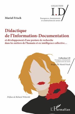 Couverture Didactique de l'Information - Documentation