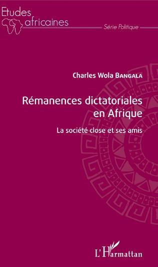 Couverture Rémanences dictatoriales en Afrique