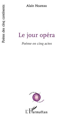Couverture Le Jour opéra