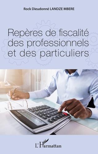 Couverture Repères de fiscalité des professionnels et des particuliers