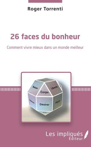 Couverture 26 faces du bonheur