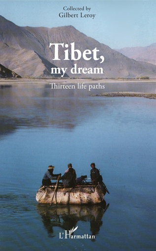 Couverture Tibet, my dream