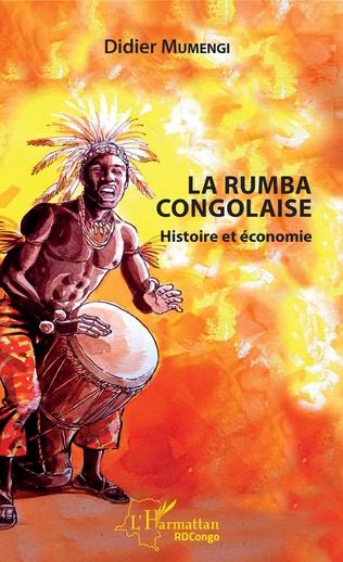 Couverture La Rumba congolaise