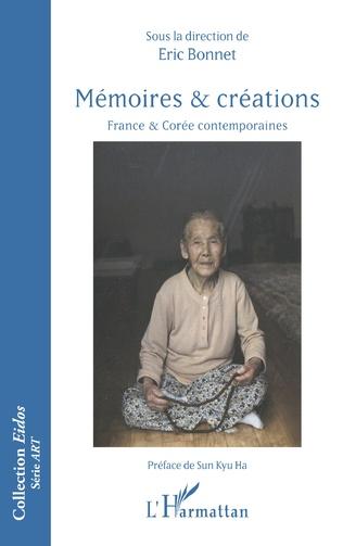 Couverture Mémoires et créations