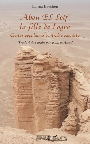 Couverture Abou El Leif, la fille de l'ogre