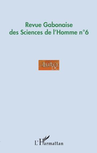 Couverture Revue Gabonaise des Sciences de l'Homme n°6