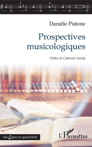 Couverture Prospectives musicologiques