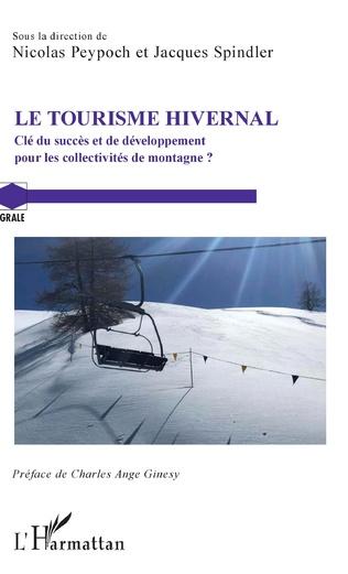 Couverture Le Tourisme hivernal