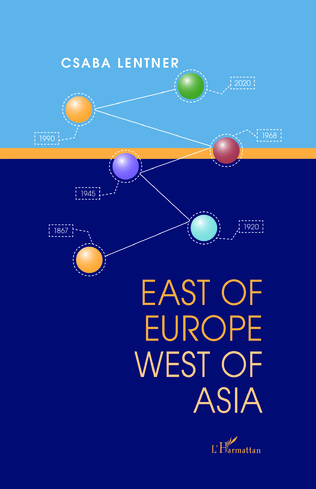 Couverture East of Europe West of Asia