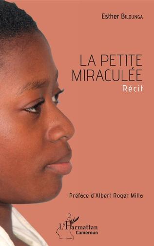 Couverture La petite miraculée