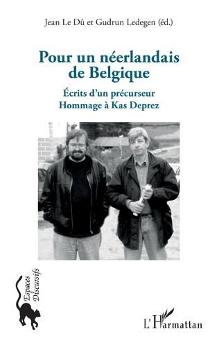 Couverture Pour un néerlandais de Belgique